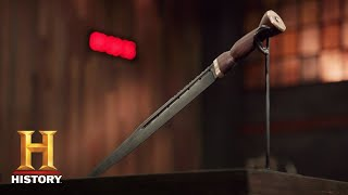 Forged in Fire: The Scottish Dirk Challenge (Season 5, Episode 10) | History - HISTORYCHANNEL