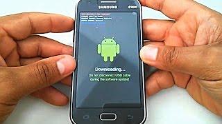 Stock Rom Firmware Samsung Galaxy J1, J100M, J110L, J2 J200BT, J5 J500M, J7 J700M,  Como instalar