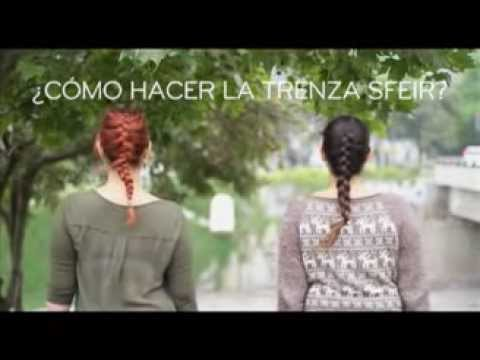 Tutorial Trenza Sfeir
