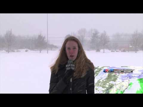 Outdoor Winter Storm Update 4:00PM