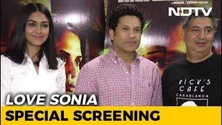 Mrunal Thakur's Debut Is Equal To A Double Century: Sachin Tendulkar - NDTV