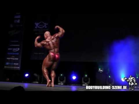 Loaded Cup 2012 - Guestposing Phil Heath & Flex Lewis
