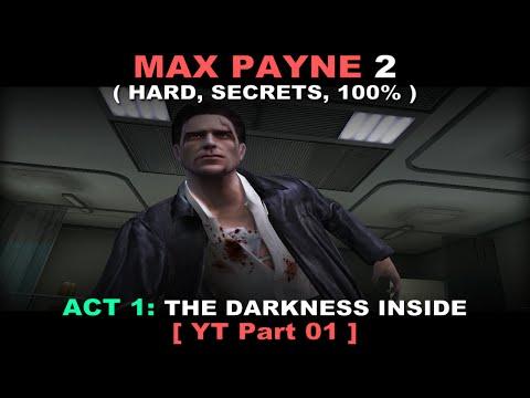 Max Payne 2 Walkthrough part 1 ( No commentary ✔ )