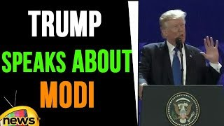 Trump Speaks About How PM Modi Is working For India | Mango News - MANGONEWS