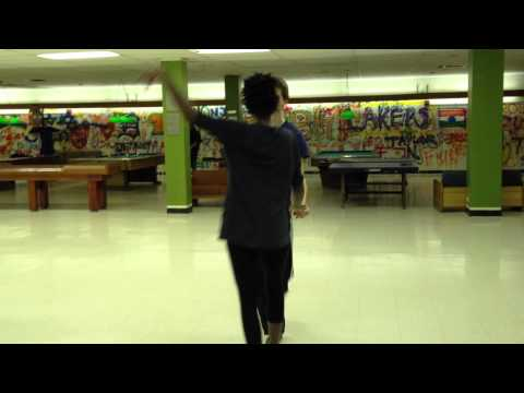 PLBD - Gold Cha cha Routine (Feb 2012)