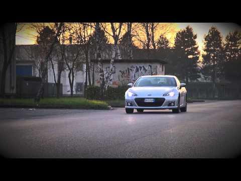 Subaru BRZ, Prova su Strada [TEST DRIVE]