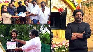 Puri Jagannadh and VV Vinayak launch VS Creative Works new movie || #PuriJagannadh - IGTELUGU