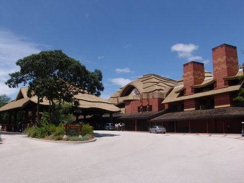 Animal Kingdom Lodge at Walt Disney World