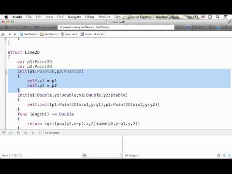 Initializers Delegation in Swift