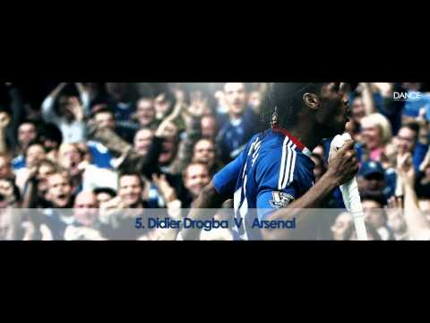 CHELSEA F.C. TOP 10 GOALS 2010/2011  [HD]