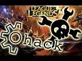 HACK no League of Legends!