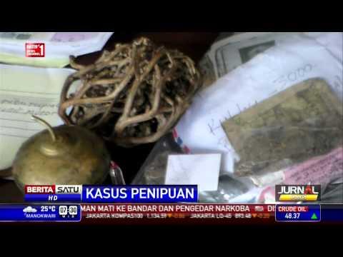 Pasutri di Purwakarta Ditangkap Kasus Penggandaan Uang
