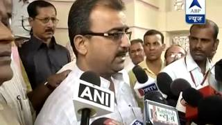 Derogatory remarks made against Sushil Modi on Nitish Kumar's direction: Mangal Pandey, BJP - ABPNEWSTV