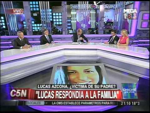 C5N - CHICHE EN VIVO: CASO ESTUDIANTE CHILENA. DIO POSITIVO EL ADN DE LUCAS