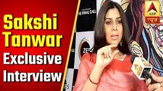 Sakshi Tanwar opens up on adopting a baby and comeback on TV - ABPNEWSTV