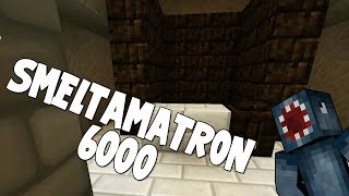 watch the youtube video Minecraft - Mission To Mars - Smeltamatron 6000! [4]