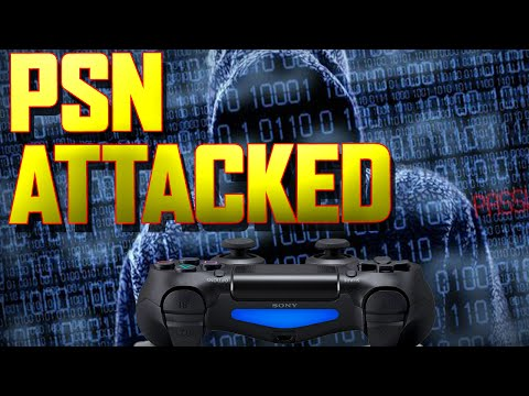 Attackers Take Down PSN AGAIN??  No DDoS Protection?