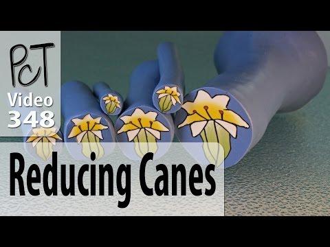 Как сжимать кейн из полимерной глины
