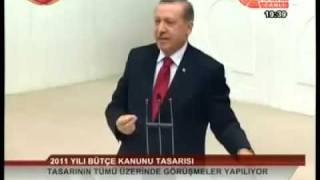 Tayyip Erdogan, Kılıçdaroglu'nu Mecliste Nasıl Mort Etti