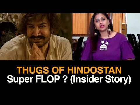 Thugs Of Hindostan Is Totally A Disaster Movie! | Bollywood | News & Gossips