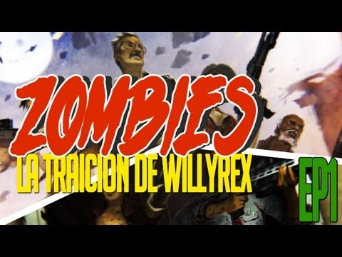La traicin de Willyrex en Die Rise - (Ep 1) Multilive con Alexby, Chiguau y Willyrex
