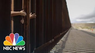 President Donald Trump Says His Border Wall Is Under Construction. It's Not | NBC News - NBCNEWS