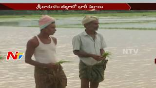 Heavy Rains in East Godavari District || Water Level Increases in Godavari River || NTV - NTVTELUGUHD