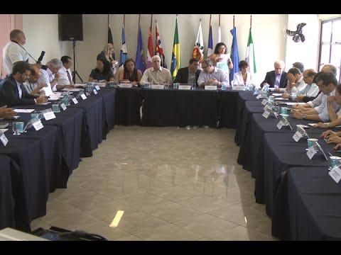 Tv Costa Norte - Autoridades discutem segurança e mobilidade em reunião do condesb