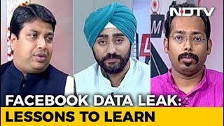 Are You Okay With Your Facebook Data Being Used By Political Parties? - NDTV
