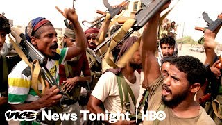 Yemen's Bloody War Could Get A Lot Worse (HBO) - VICENEWS