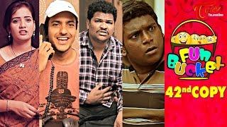 Fun Bucket | 42nd Copy | Funny Videos | by Harsha Annavarapu | #TeluguComedyWebSeries - TELUGUONE