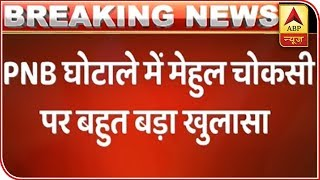 Mehul Choksi surrenders Indian citizenship, extradition gets difficult - ABPNEWSTV
