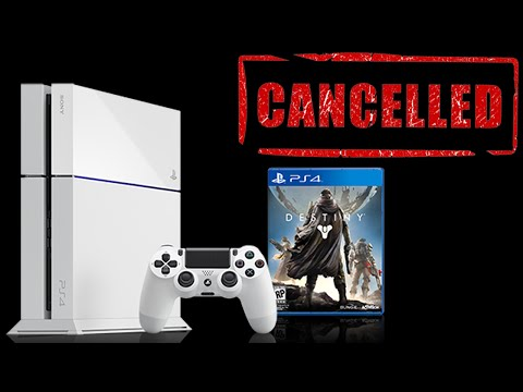 Canceling My PS4 Destiny Bundle