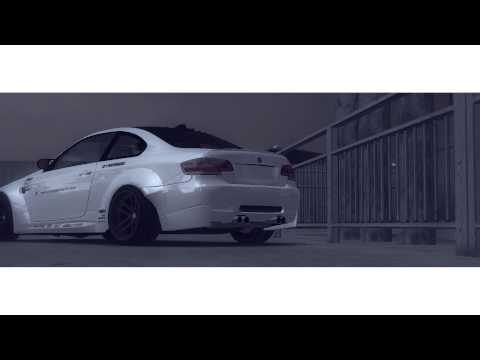 Liberty Walk Wide Body BMW M3 Coupe | Night Walk