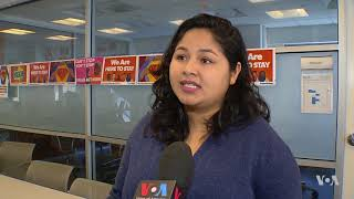 New Emergency App for Undocumented Immigrants - VOAVIDEO