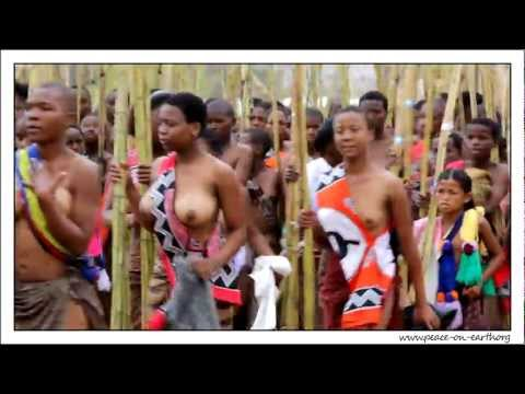 2012 Umhlanga Reed Dance Ceremony, Swaziland (6)