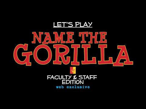 GAME: Name the Gorilla - Pittsburg State University