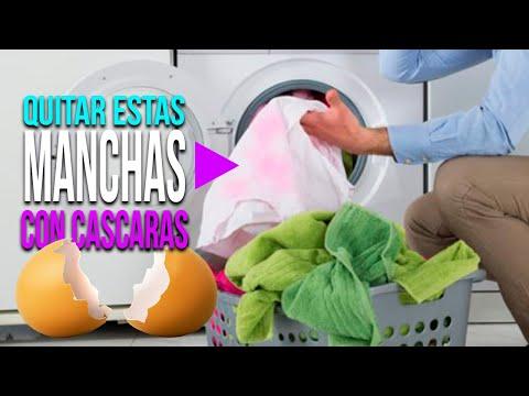 Eliminar manchas de color sin blanqueador y sin dañar la ropa facilisimo