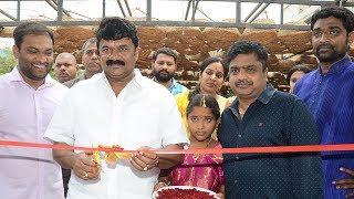 Minister Talasani Srinivas Yadav Launches Viyyalavari Vindu Restaurant | TFPC - TFPC