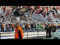 19.05.2018 Tankard Singt In Berliner Pokalfinale, Schwarz-weiß Wie Schnee