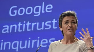 Europe penalizes Google - WASHINGTONPOST