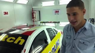 Presentación de Facu en 3M Racing