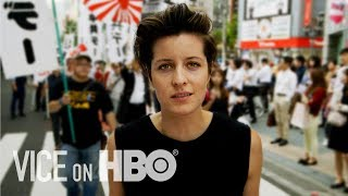 The Japanese Citizens Prepared to Defend Their Country  - VICE on HBO (Preview) - VICENEWS