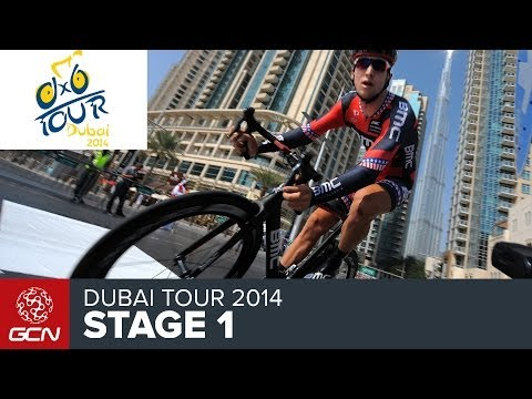 Dubai Tour - How To Get Aero Without A Time Trial Bike - Stage 1 Time Trial