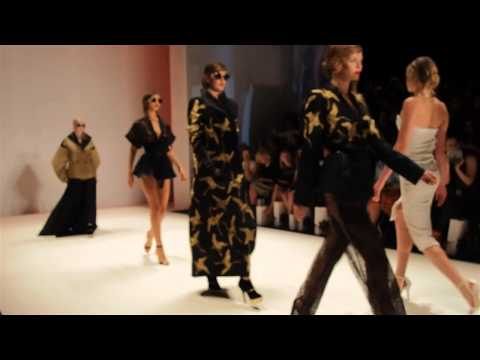 Mercedes Benz Fashion Week Sydney - Raffles International Runway Show