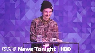 Inside The Blockchain Art Auction Selling Cryptokitties To Bitcoin Billionaires (HBO) - VICENEWS