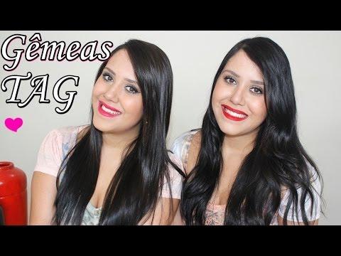 TAG: Gêmeas (Twins Tag) - Sisters Lellis