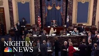 Sen Passes Resolution Saying Saudi Crown Prince Responsible For Khashoggi Killing | NBC Nightly News - NBCNEWS