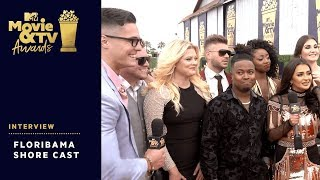 Cast of 'Floribama Shore' on Red Carpet | 2018 MTV Movie + TV Awards - MTV