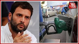 Is The Government Ready To Accept The Challenged Posed By Rahul Gandhi? - AAJTAKTV